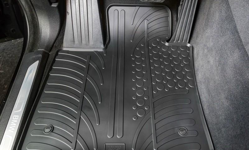 Gumeni tepisi za avto