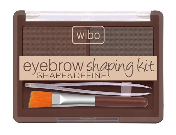 Kozmetika Wibo - komplet za oblikovanje obrva