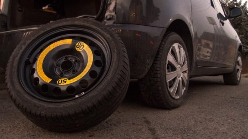 Obavezna oprema za auto - rezervni kotač