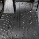 Gumi tepisi za avto se najlakše održavaju